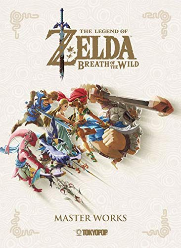 The Legend of Zelda – Breath of the Wild: Master Works