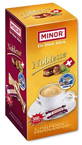Minor Noblesse Mini-Pralines 2,5 kg mit 500 Stück