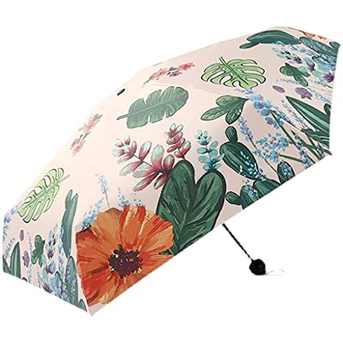Ombrello da viaggio antivento Ombrellone, femmina, estate, mini portatile, solare solare, anti-ultravioletto, ombrello capsula, ombrellone, nuovo 2021, ombrello da viaggio. Ombrello compatto facile da