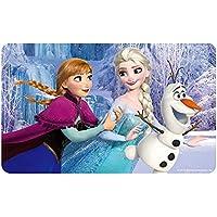 Disney Frozen 60-Piece Jigsaw Puzzles in a Metal Box (Snowman)