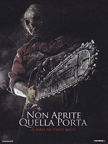 Non Aprite Quella Porta (Dvd)