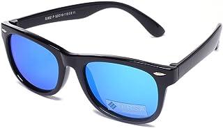 DIRSA Rubber Flexible Kids Polarized Sunglasses Glasses...