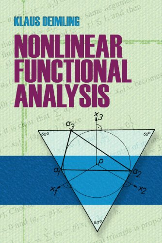Nonlinear Functional Analysis (English Edition)