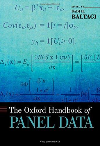 The Oxford Handbook of Panel Data (Oxford Handbooks)