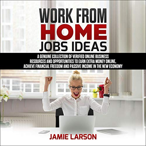 Work from Home Jobs Ideas  By  cover art