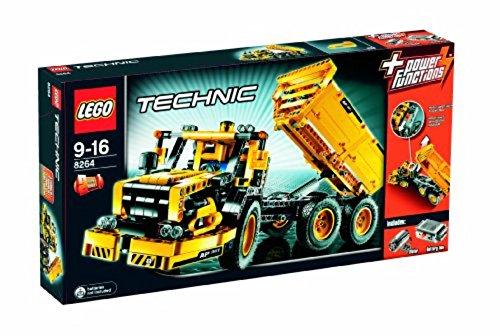 LEGO Technic 8264 - Knickgelenk-Laster