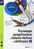 Tecnologie e progettazione di sistemi elettrici ed elettronici. Con Extrakit-Openbook. Per le Scuole superiori. Con e-book. Con espansione online (Vol. 1)