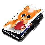 wicostar Book Style Flip Handy Tasche Case Schutz Hülle