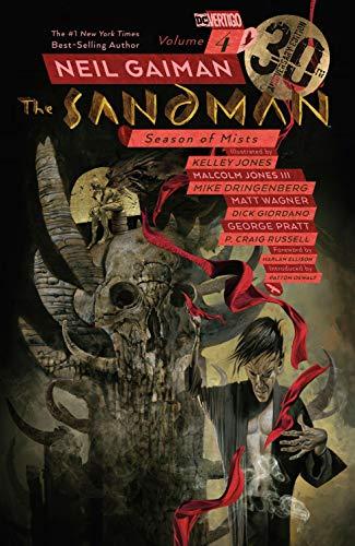 Sandman Vol. 4: Season of Mists - 30th Anniversary Edition (The Sandman) (English Edition)