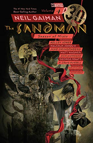 Sandman Vol. 4: Season of Mists - 30th Anniversary Edition (The Sandman) (English Edition)