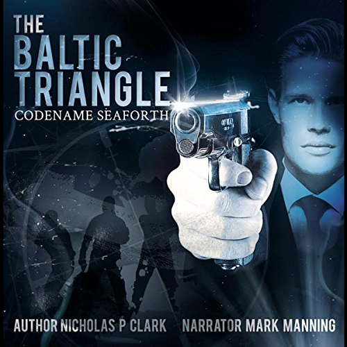 The Baltic Triangle audiobook cover art