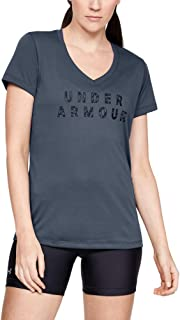 Under Armour Womens Short Sleeve 1348032-P, Womens, Short Sleeve, 1348032