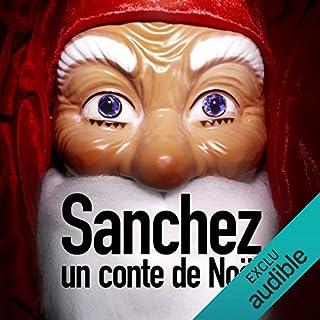 Couverture de Sanchez, un conte de Noël