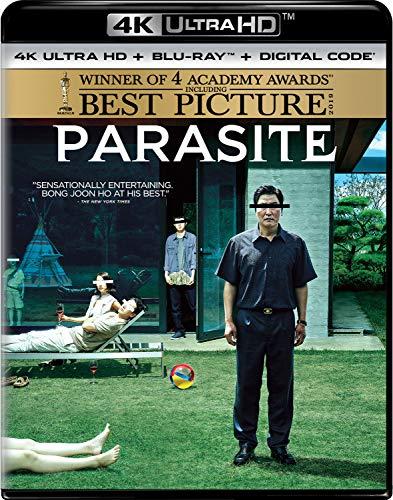 Parasite [USA] [Blu-ray]