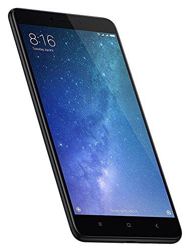 """Xiaomi Mi Max 2 Smartphone 6,4"""" 4G Doble Sim, Con Google Play [Version Europea] negro"""