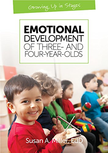 Emotional Development Of Three And Four Year Olds Growing Up In Stages
