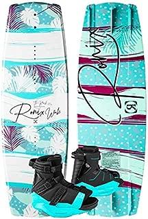 Ronix Krush Wakeboard Women's Package w/Halo (2020)