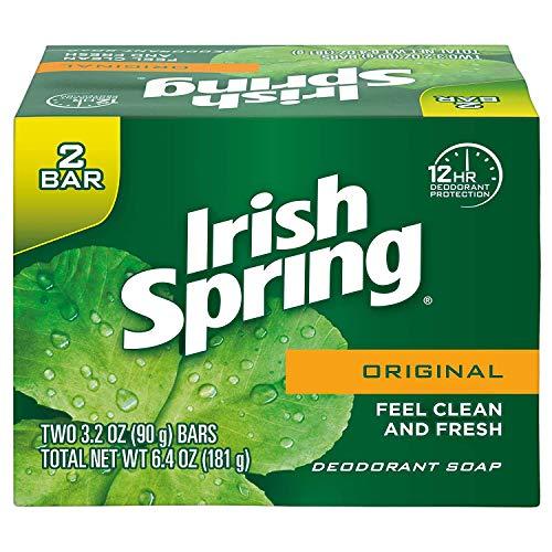 Irish Spring Bar Soap 3.2 Oz Bar by Irish Spring