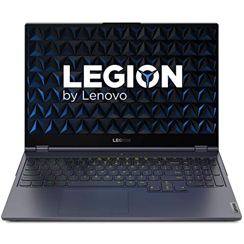 Lenovo Legion 7i Laptop 39,6 cm (15,6 Zoll, 1920x1080, FHD, WideView, 500nits, entspiegelt) Gaming Notebook (Intel Core i7-10750H, 16GB RAM, 1TB SSD, NVIDIA GeForce RTX 2070 SUPER, Win10 Home) grau