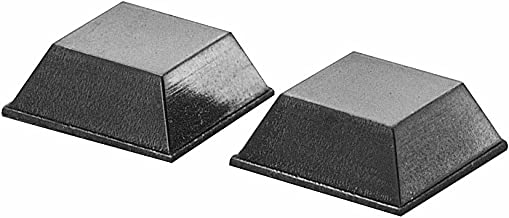 Taylor Made Products 1167, Boat Windshield Door Pads, 3/4 inch x 3/4 inch, Set of 2