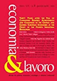 Economia & lavoro (2020): 1: Vol. 1