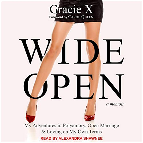 Wide Open cover art