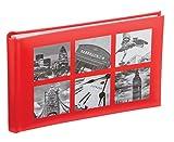 Kenro London-Montage 6x4'' Mini-Foto-Album [LON102]