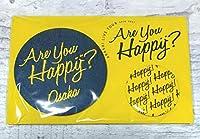 嵐 公式 缶バッジ Are You Happy? アユハピ 大阪 黄色