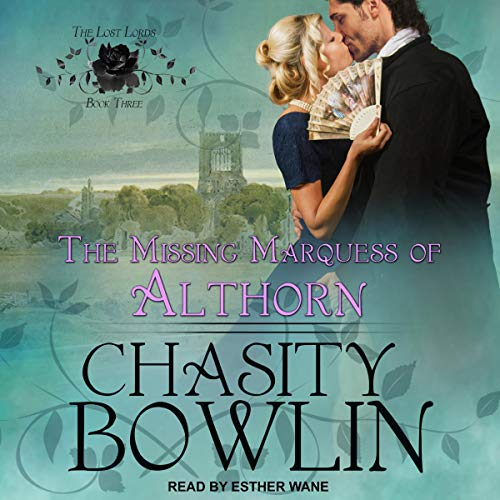 The Missing Marquess of Althorn audiobook cover art