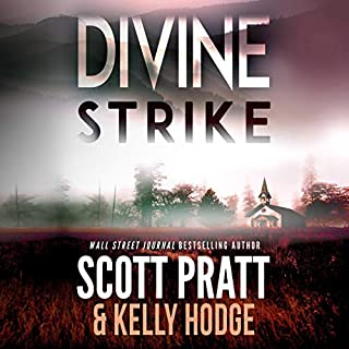 Divine Strike audiobook cover art