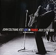 The Complete Concerts: Live In France July 27 and 28, 1965