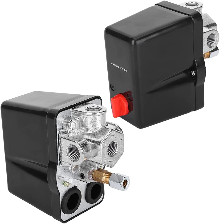 Air Pressure Automatic Switch Selling Max 63% OFF Differenti Adjustable Psi Durable