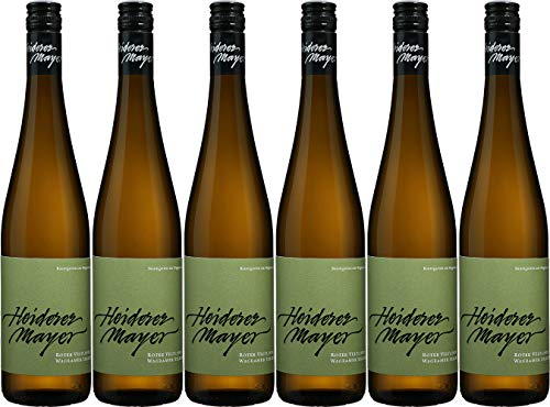 Heiderer-Mayer Roter Veltliner Wagramer Selektion 2020 Trocken (6 x 0.75 l)