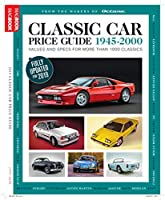 Classic Car Price Guide 2019