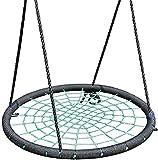 Swing Children's Swing Bird's Nest Swing Indoor Outdoor Swing Swing Asilo Bambino Sedia A Dondolo Sedia Oscillante (Colore: Verde)