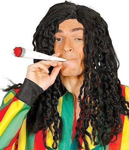 Fancy Me Femmes Hommes Gros Large Faux Spliff Joint Festival Essentiel Carnaval Rasta Costume Déguisement Accessoire