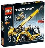 Lego 8067 - Technic 8067 Mobiler Mini-Kran
