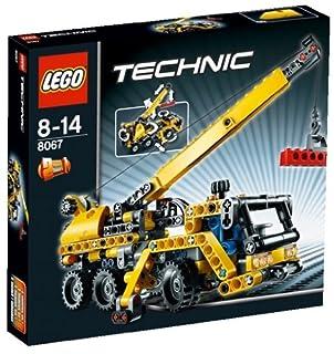 LEGO Technic 8067 - Mobiler Mini-Kran (B0042HOU62)   Amazon price tracker / tracking, Amazon price history charts, Amazon price watches, Amazon price drop alerts