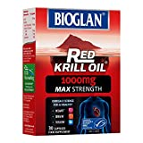 Krill Oil 1000mgs Review and Comparison