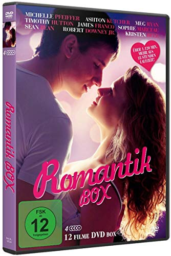 Romantik Box [4 DVDs]