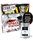 Escape Room Expansion Space Station - Juego familiar y social para adultos - Solo se puede jugar con el decodificador Chrono + 2 pegatinas Escape + 1 adorno de metal