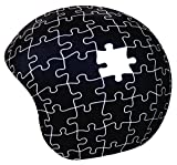 Coolcasc Skihelm Cover - Puzzle