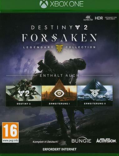 Destiny 2 Forsaken Legendary Edition - Xbox One [video game]