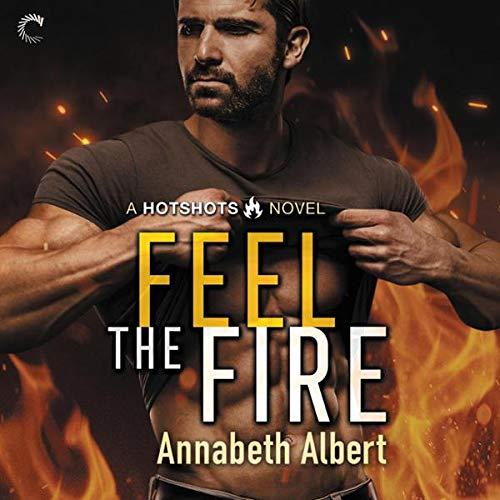 Page de couverture de Feel the Fire