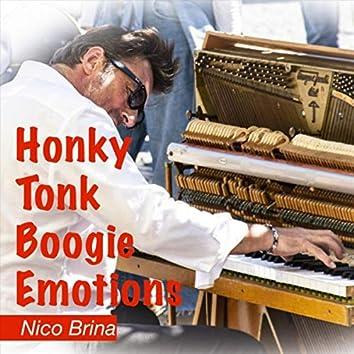 Honky Tonk Boogie Emotions