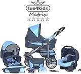 Juego de carrito para niños de Chilly Kids Matrix II, para invierno, con saco...