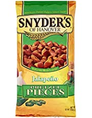 Snyder's of Hanover Jalapeno Flavored Pretzel Pieces 340.2g