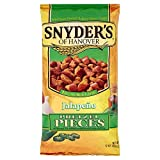 Snyder's of Hanover Jalapeno Flavored Pretzel Pieces 12 Oz. Bag
