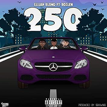 250 (feat. Boslen)