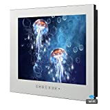 Soulaca 32 inches LED Smart Magic Mirror TV and Android TV Monitor M320FA